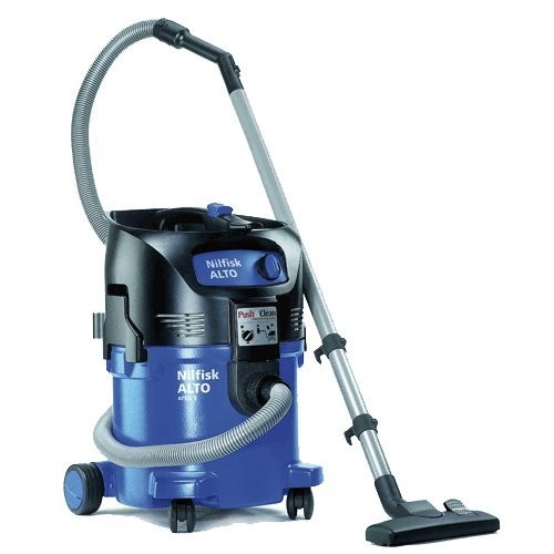 Nilfisk Alto Attix 30 8 Gallon Vacuums Carpet