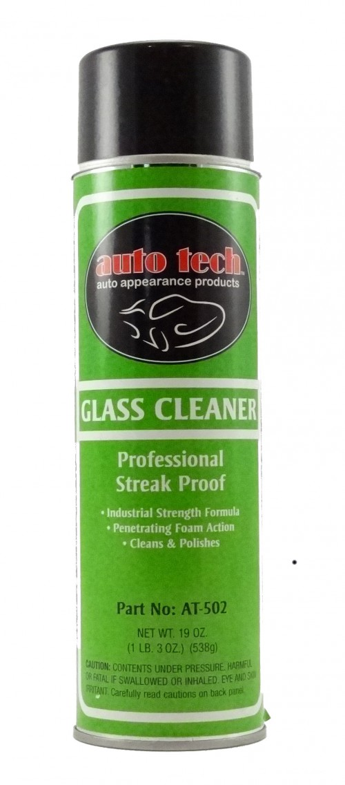 AT-502 S/B GLASS CLEANER