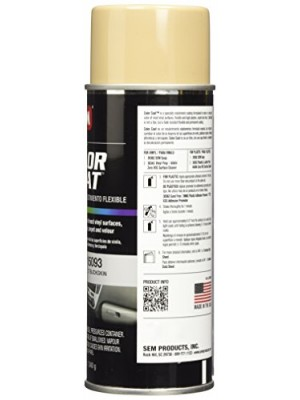 SEM Products 15093 Light Buckskin Color Coat - 13 oz.