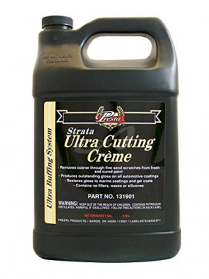 Presta 131901 Strata Ultra Cutting Creme, 1-Gallon