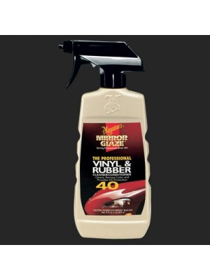 Meguiars #40 Vinyl & Rubber Conditioner, 16 oz Pump Spray