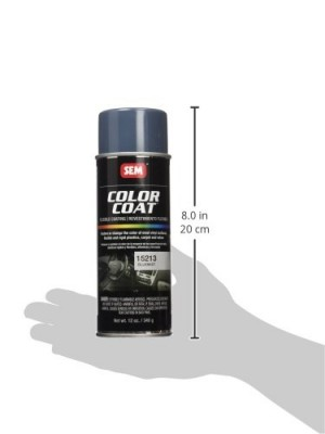SEM Products 15213 Blue Mist Color Coat - 16 oz.