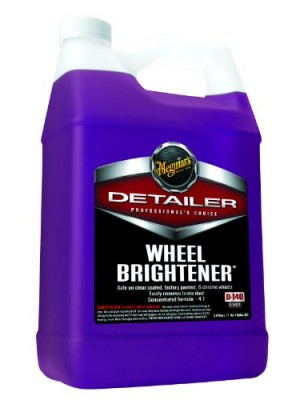 Meguiar's D14001 Wheel Brightener - 1 Gallon