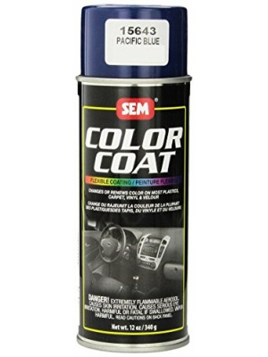 SEM 15643 Pacific Blue Color Coat - 12 oz.