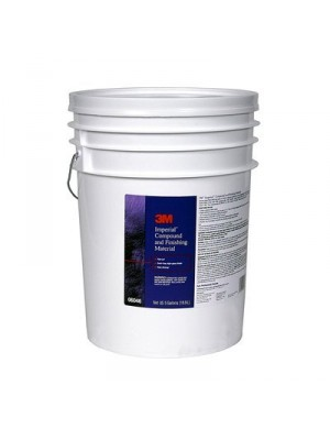 3M (06046) Marine Compound and Finishing Material, 06046, 5 Gallon Pail