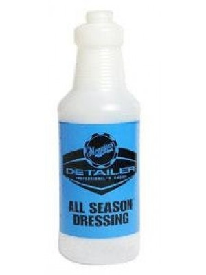 Meguiar's D20160 All Season Dressing Bottle - 32 oz. Capacity