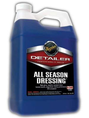 Meguiar's D16001 All Season Dressing - 1 Gallon