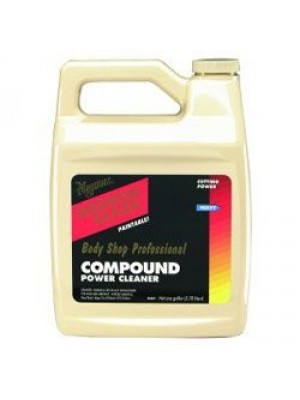 Meguiar's M84 Mirror Glaze Professional Compound Power Cleaner, 1 gallon by Meguiar's