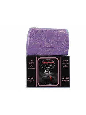 AT-4000 AGRESSIVE CLAY BAR-PURPLE