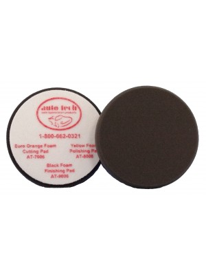 "AT-9006 6"" AUTO TECH FOAM FINISH PAD"