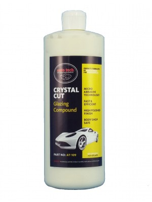 AT-109Q 1 Quart CRYSAL CUT GLAZING COMPOUND
