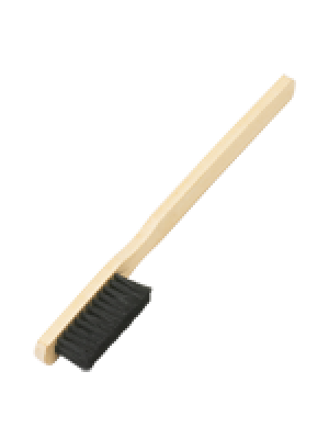 BR103 4 ROW DETAIL BRUSH-HORSEHAIR