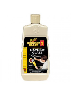 M0316 MEGUIARS MIRROR GLAZE MACHINE GLAZE 16 OZ