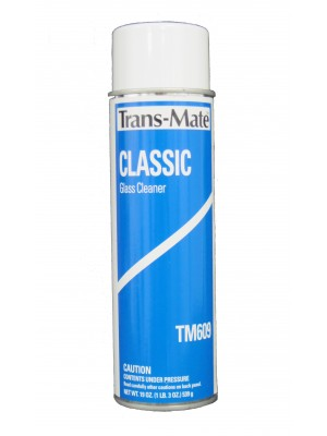 "TM-609 S/B TRANSMATE CLASSIC GLASS CLEANER""AutoTech"" by TransMate"