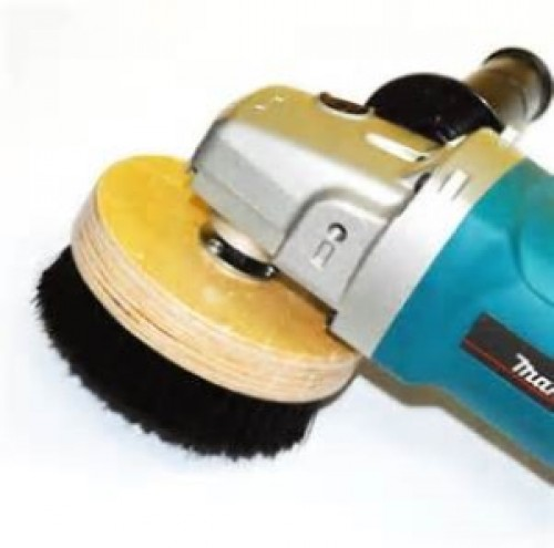 Br633 Round Buffer Brush Brushes Amp Dusters Wiping